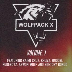 WolfPack X Volume 1 BY Mnqobi, Khumz, Aewon Wolf & Kaien Cruz